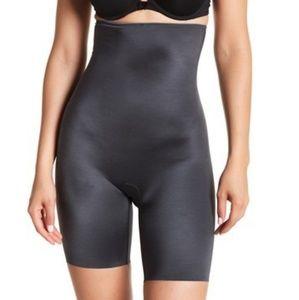 Spanx high waisted thigh shorts